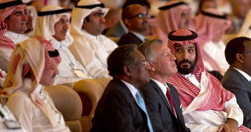 Under Khashoggi Shadow, Saudis Put Best Face on Business Summit