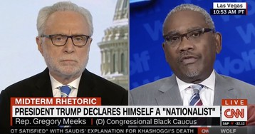 """Dem rep: Trump's """"nationalism"""" comment last night reminded me of Hitler"""