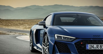 Audi Debuts More Powerful, Faster, and Sharper R8 Coupe & Spyder