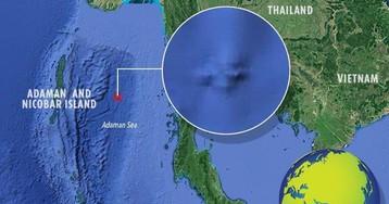 Пропавший малайзийский Boeing-777 нашли на картах Google
