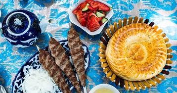 Пятьдесят оттенков плова. Что реально едят в Узбекистане