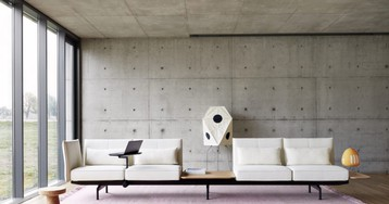 Soft Work Seating System by Barber & Osgerby for Vitra