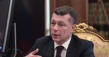 """""""Не придумываю"""": Топилин пояснил слова о небывалом росте зарплат россиян"""