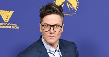 Hannah Gadsby: 'I'm still struggling with how Americans make tea'