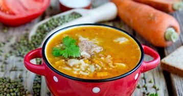 Машхурда – сытный узбекский суп