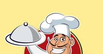 Подача блюд от шеф-повара