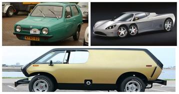"""""""Коробка на колесах"""". 10 самых уродливых автомобилей в истории"""