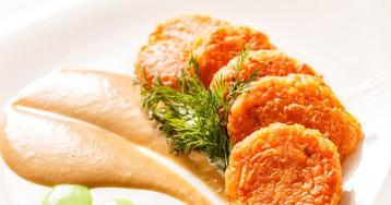 Аппетитные морковные котлеты