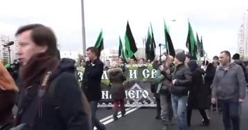 Организаторы считают, что «Русский марш» провалился из-за угроз теракта