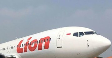 Индонезийские эксперты не нашли следов взрыва на борту упавшего самолёта Lion Air