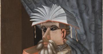 Гротеск: от античных фресок до сказок Гофмана