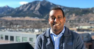 This Eritrean-American is now Colorado's first black Congressman