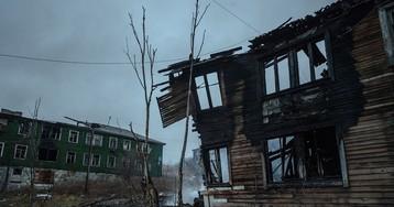 Жуткий и унылый Мурманск