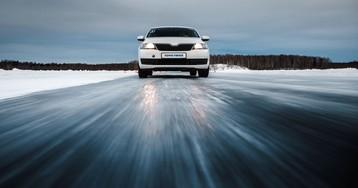 Больше 100 не разгоняться.  4 вещи, которые водителю стоит знать о зимней резине