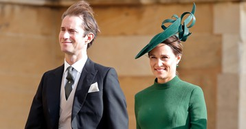 Pippa Middleton's Son Is Named After Some Very Special Family Members