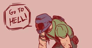 «Монстры в играх или как удивить игрока»