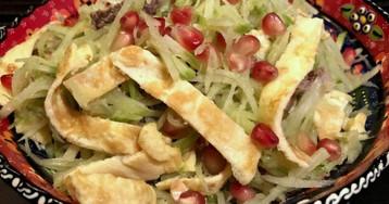 Киргизский салат Ала-Арча
