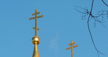 Что означают разные цвета куполов русской православной церкви?
