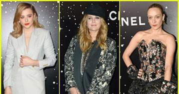 Chloe Moretz, Drew Barrymore & More Help Tribute Martin Scorsese at MoMA Film Benefit!