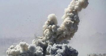 В Сирии боевики обстреляли химическими боеприпасами Алеппо