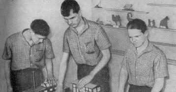 Загорский эксперимент советских учёных сослепоглухонемыми детьми