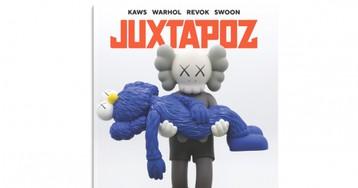 Winter 2019 Issue with KAWS, Swoon, Andy Warhol, REVOK Celebrates 25 Years of Juxtapoz Magazine