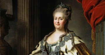 Как ЕкатеринаIIзахватила власть надРоссийской Империей