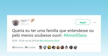 'Amor & Sexo' provoca discussão sobre apoio familiar ao se assumir gay
