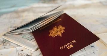 """Назван самый """"крутой"""" паспорт в мире"""