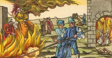 Русская инквизиция: как наши предки боролись сведьмами