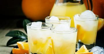 Оранчелло из апельсинов – напиток на Новый год!