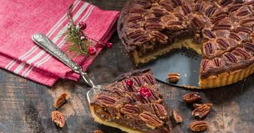 Американский пекановый пирог