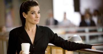Кино 5 лучших ролей одной из самых популярных актрис Голливуда Сандры Буллок