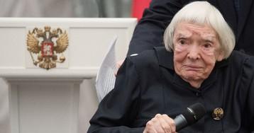 Боролась до конца: скончалась правозащитница Людмила Алексеева