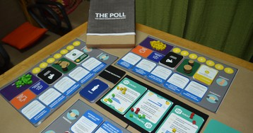 A new board game lets you play Indian politics—dirty, sly, and ruthless