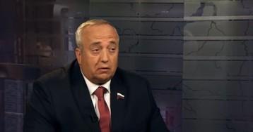 Клинцевичпояснил, почему Украина засекретила информацию по Керченскому проливу