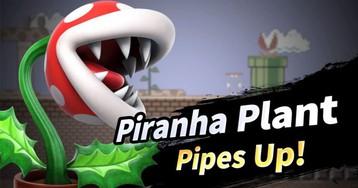 Super Smash Bros Ultimate Piranha Plant codes are easy to miss