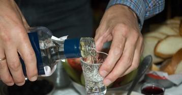 Зачто в России пьют чаще всего?