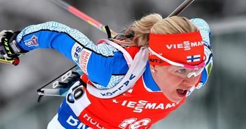 Мякяряйнен победила в гонке преследования в Австрии, Старых — 8-я