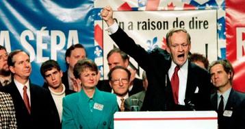 A second Brexit referendum has a surprising precedent: Quebec's secession vote