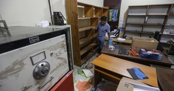 Nicaragua police raid and ransack top journalist's offices