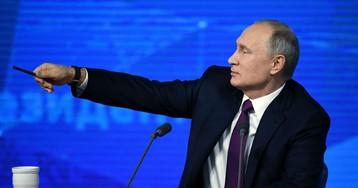 Аналитика, уровень: президент. Что не так в ответах Путина об экономике