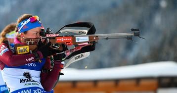 Рейселанд выиграла пасьют на 3-м этапе КМ, Юрлова-Перхт стала 25-й