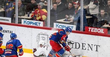 Хоккейный суперрекорд в Петербурге: шестерка и три семерки