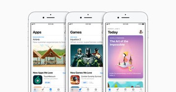 Twice as many publishers earned first million on Apple App Store vs Google Play