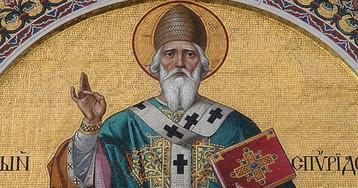 Кем был Спиридон Тримифунтский? Почему святого так чтут?