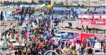 Выставка автомобилей и тюнинга в Эссене: новинки, ретро и многое другое