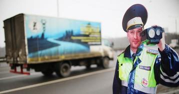 На российских автотрассах собираются повысить скоростной режим