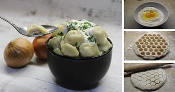 Учимся готовить домашние пельмени: пошаговый фото рецепт