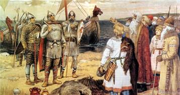 Кто такие варяги. Роль викингов в истории Руси